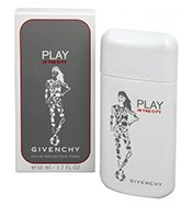 Описание аромата Givenchy Play in the City for Her